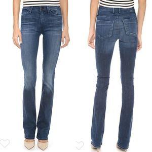 Goldsign Quinn Slim Bootcut Flare Jeans